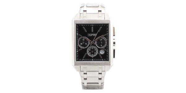 Pánske oceľové hodinky Esprit