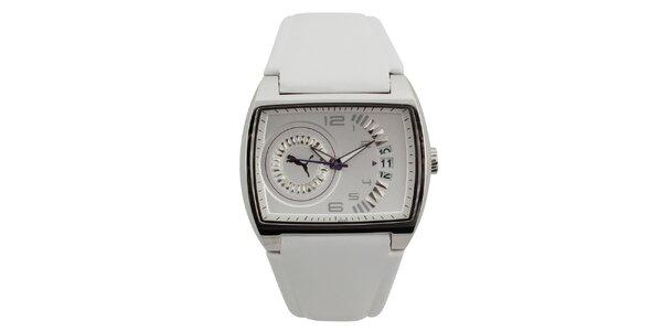 Dámske hodinky s obdĺžnikovým púzdrom Puma