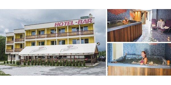 Wellness pobyt v Hoteli Šport v prekrásnej prírode Gemera