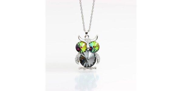 Dámsky náhrdelník so sovičkou Laura Bruni