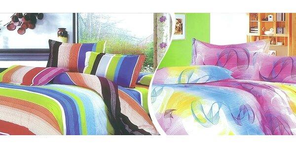 3-dielny súbor krásnej posteľnej bielizne