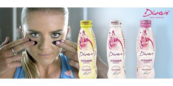 Súťaž o pitný režim drinkov Diva's