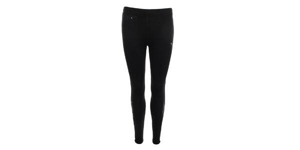 Dámske čierne fitness nohavice Puma