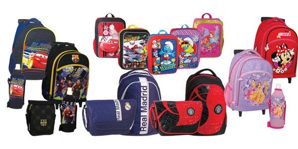 Potešte svoje deti skvelým darčekom! Batohy a potreby pre deti a študentov…