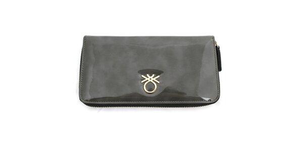 Dámska peňaženka so zapínaním na zips United Colors of Benetton