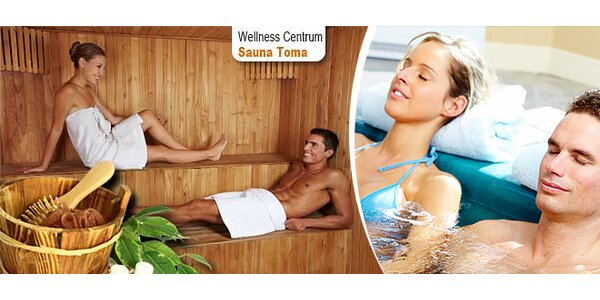 Romantický privátny wellness pre 2 osoby