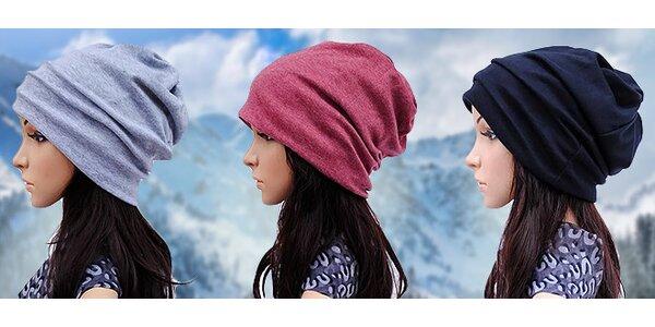Štýlová dámska čiapka