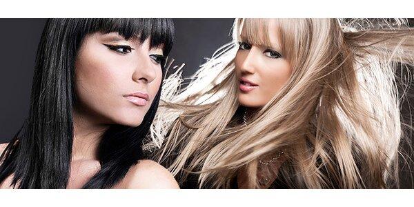 Strihanie, regenerácia vlasov a relaxačné mytie