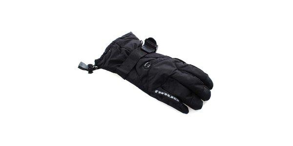 Pánske čierne športové zimné rukavice Envy