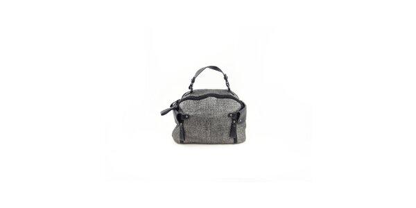 Dámska čierna kabelka Hippyssidy