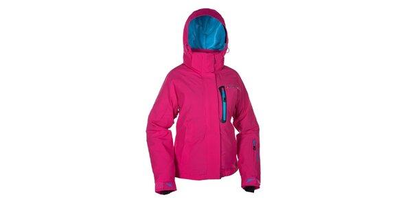 Dámska ružová bunda na lyže Envy