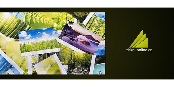 Plagáty z fotografií (10 ks)
