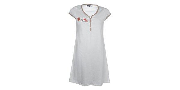 Dámska nočná košeľa s roztomilým medvedíkom Body International