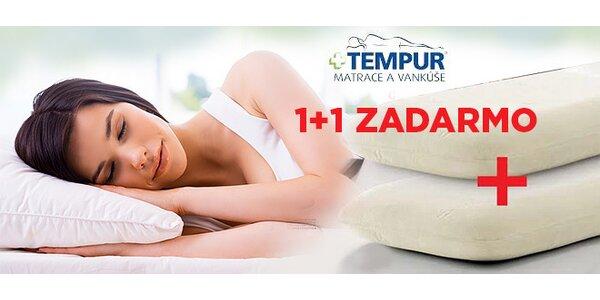 Zdravotný vankúš pre super spánok - 1+1 zadarmo!