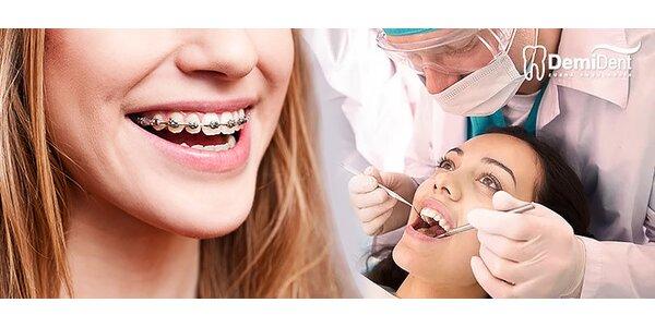 Dentálna hygiena a profesionálna konzultácia
