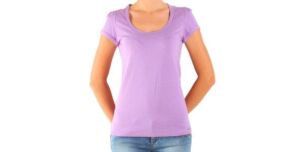 Dámske orgovánové tričko Calvin Klein