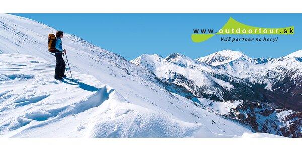 Skialpinistická túra na dvojtisícovku v Alpách!
