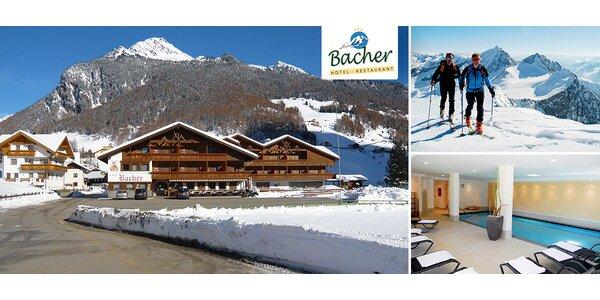 Lyžovačka v Taliansku pre 2 v hoteli Bacher***!