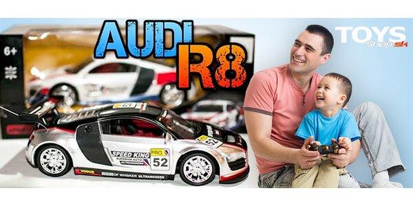 AUDI R8 Sport Edition na diaľkové ovládanie