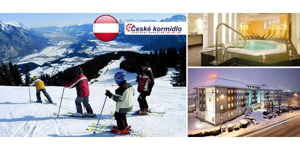 Luxusný SKI-wellness pobyt v Innsbrucku