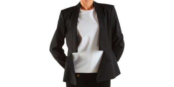 Dámske čierne sako Calvin Klein