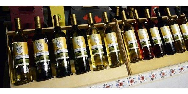 Ochutnajte vôňu našich viníc...exkluzívne balenie Traja Králi