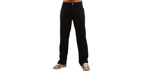 Pánske čierne nohavice Calvin Klein