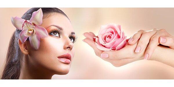 Kozmetické ošetrenie pleti alebo hydratácia rúk