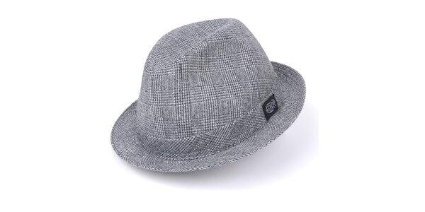 Pánsky šedý klobúk Chico