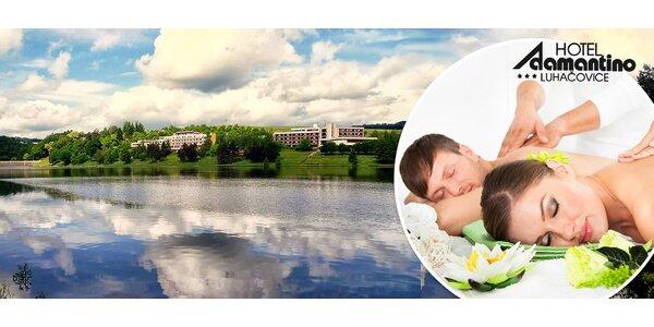 Wellness v hoteli Adamantino***, Luhačovice