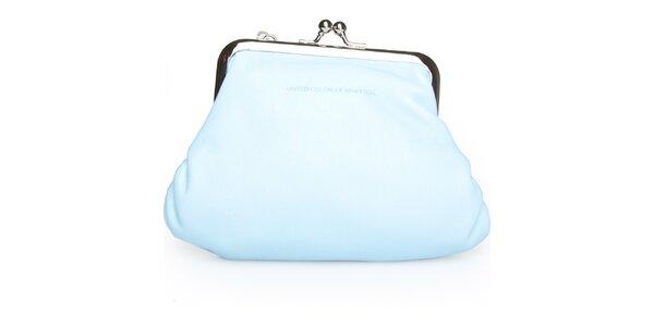 Dámska biela kabelka Benetton