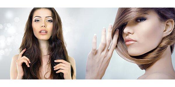 Strih, regenerácia a úprava vlasov