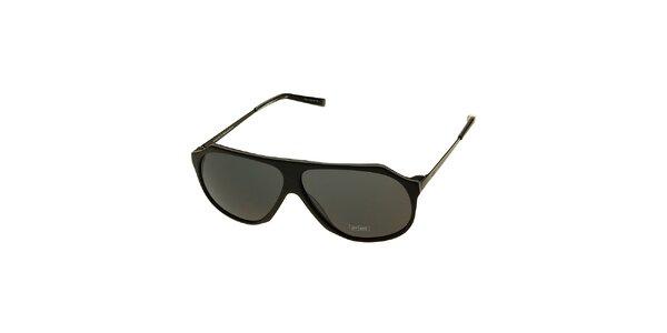 Dámske čierne slnečné okuliare Axcent