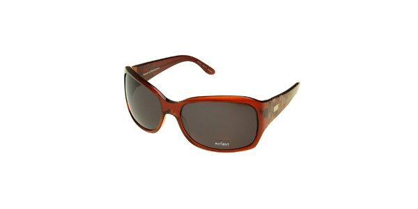 Dámske karamelové okuliare Axcent