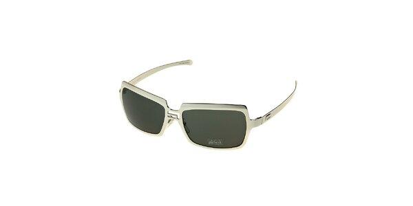 Dámske strieborné slnečné okuliare Axcent
