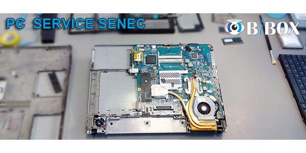 Zregenerujeme váš notebook alebo PC