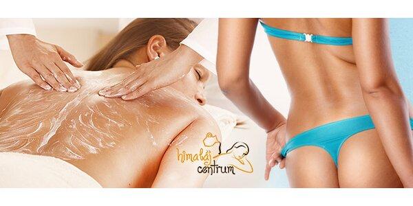 Ošetrenie tela pre krásnu pokožku
