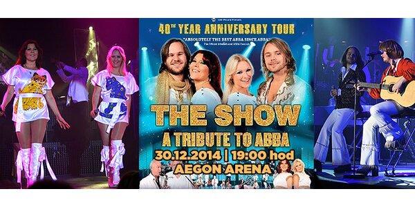 Superkoncert ABBA SHOW