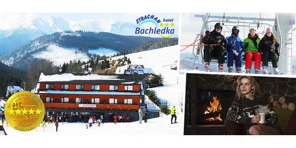 Zimná dovolenka v Bachledke