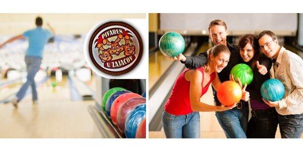 5 eur za bowling na 1 hodinu s 58% zľavou!