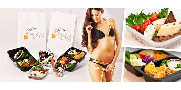Vyvážená fitness strava na celý mesiac