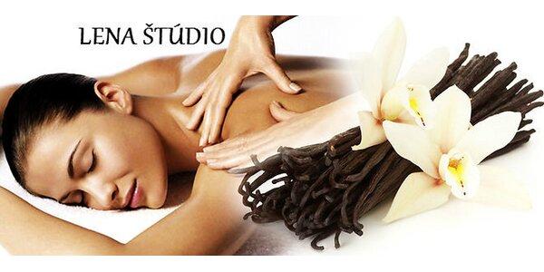 Profesionálne masáže pre váš relax