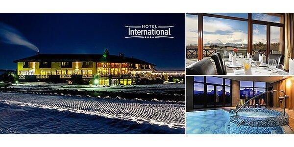 Luxusný wellness vo Vysokých Tatrách