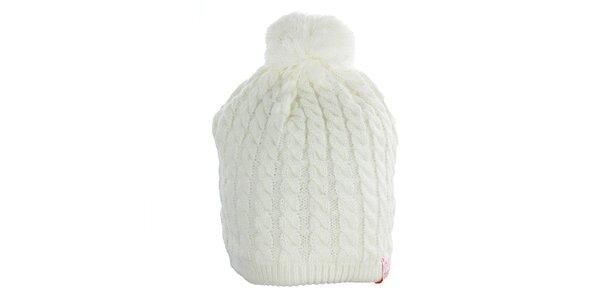 Dámska biela čiapka Fundango
