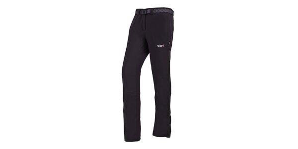 Dámske čierne nohavice Izas