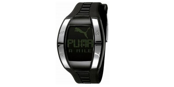 Pánske digitálne hodinky Puma Time Fluctuation