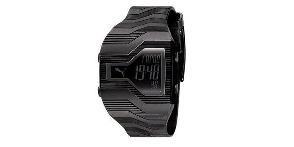 Pánske digitálne hodinky Puma Escalate Gents Black