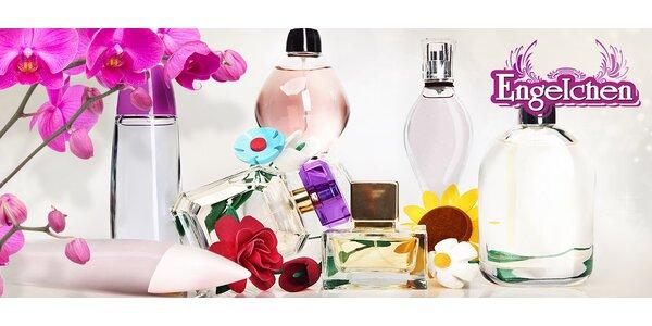 Anjelské zľavy parfémov ENGELCHEN