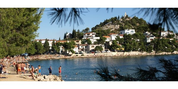 8 dní v Chorvátsku s polpenziou