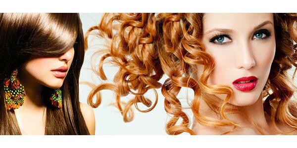 Profesionálny účes a luxusná starostlivosť o vlasy